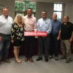 Superintendent Tennenbaum honored with Baler STRONG recognition