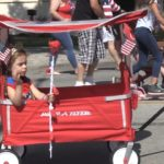 Video: July 4 Kiddie Parade in Hollister