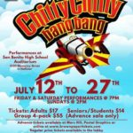 'Chitty Chitty Bang Bang' opens Friday