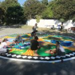Mandala art series in San Juan marked by community collaboration