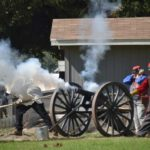 Civil War Days is a blast from the past