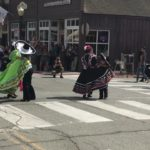 Video: Folklorico dancers at Chicken Festival in San Juan