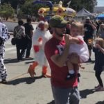 Video: Scenes from Chicken Festival in San Juan