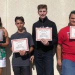 Baler STRONG recipients named for Oct. 14-18