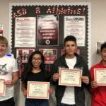 SBHS names six students as Baler STRONG