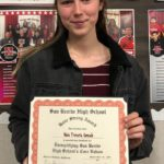 SBHS names Baler STRONG students of week