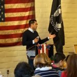 Video: Rivas, Caballero speak at LULAC Veterans Day event