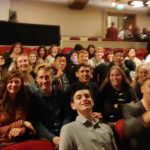 Photos: History, performing arts students see 'Hamilton' with complimentary tickets
