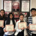 Baler STRONG students of week come from PE, AVID, math