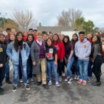 SBHS students compile, donate 100 bags of items for homeless