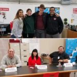 More than 20 students take part in mock interviews