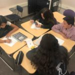 Students tutor peers in math for program gaining positive feedback