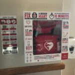 High school adds 5 more AEDs to treat cardiac events