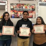 Baler Students of the Week from migrant ed, career tech education