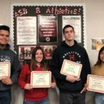 Baler STRONG recipients named for the week