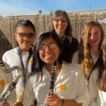 Honor Band members perform at Hartnell