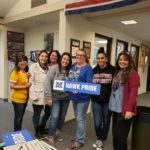 Maze honors staff members with Hawk PRIDE recognition
