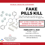 Town Hall to focus on medication abuse in county