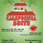 Stage Company adult show 'California Suite' runs for two weekends