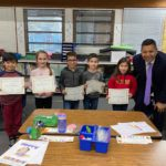 Cerra Vista celebrates perfect attendance