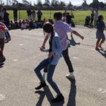 Hollister students show off swing dance moves in competition