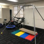 Special ed classrooms, common room upgraded