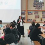 HSD leaders present on Noche de Familia nights