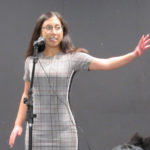 Local student competes in state's virtual Poetry Out Loud