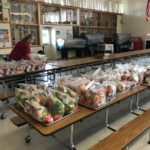 SBHS preps 1,163 food bags for students on Spring Break