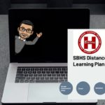 Video: SBHS principal details school's plan for distance learning
