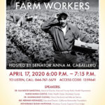 Caballero to host town hall by phone for farm workers affected by pandemic