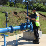 Gavilan student gets feet wet as intern with Aromas Water District