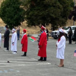 Video: LULAC chapter holds first graduation walk