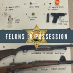 Sheriff's office arrests two suspected of weapons, drug possession