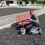 Sunnyslope School gets fresh look while students are away