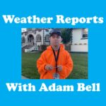 Weather: Chance of rain in San Benito County