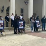 Video: Veterans presented with banners in Hollister