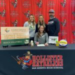 SBHS senior to play beach volleyball in college
