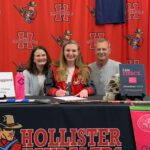 SBHS senior to play field hockey for Sweet Briar College